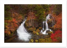 Autumn Art Print 89821933