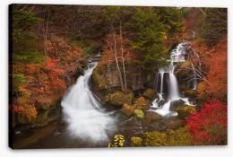 Autumn Stretched Canvas 89821933