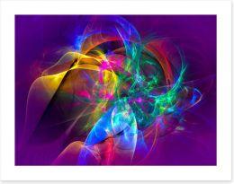 Enlighten Art Print 92603435