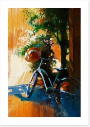Impressionist Art Print 92832616