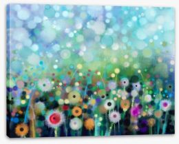 Meadow of dreams Stretched Canvas 93082357