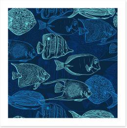 Bathroom Art Print 93128668