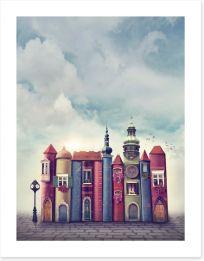 Surrealism Art Print 93451382