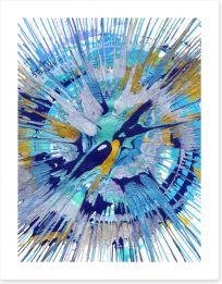 Aquarius Art Print 93528150