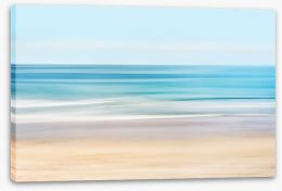 Rolling waves Stretched Canvas 93581255