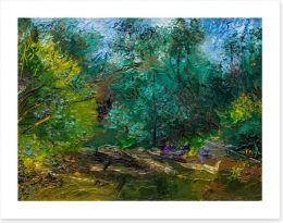 Impressionist Art Print 95426382