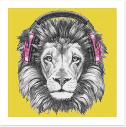Animals Art Print 95804882