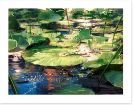 Impressionist Art Print 95920636