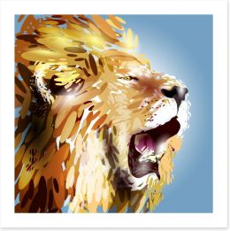 Animals Art Print 97266873