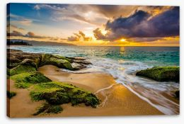 Beaches Stretched Canvas 98743273