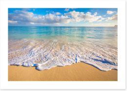 Beaches Art Print 98746021