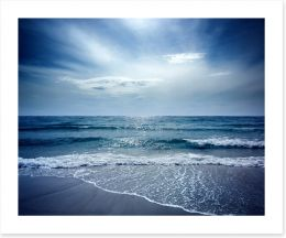 Beach Art Print 9953849