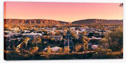 Alice Springs panorama