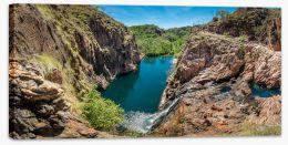 Kakadu National Park oasis Stretched Canvas CS0006