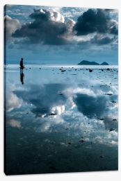 Reflection Stretched Canvas CS0022