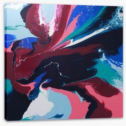 Joyful Stretched Canvas ET0006