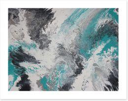 Arctic Art Print ET0022