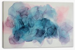 Soft blush Stretched Canvas ET0053