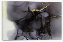 Midnight shadow Stretched Canvas ET0058