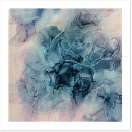 Nebulous Art Print ET0063