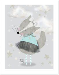 Ballerina fox