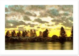 Port Fairy sunset