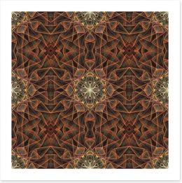 Autumnal progression Art Print PA0013