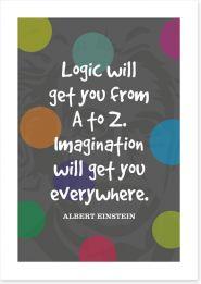 Imagination Art Print SD00024
