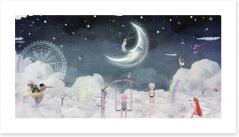 Magical Kingdoms Art Print 102266865