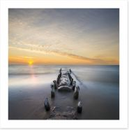 Jetty Art Print 103315859