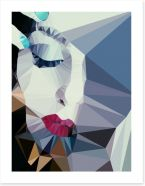 Contemporary Art Print 104274341