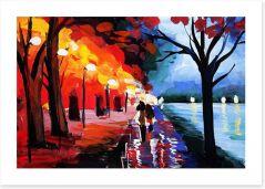 Impressionist Art Print 105073891