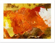 Abstract Art Print 105358248