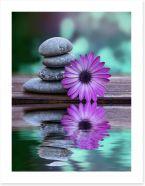 Zen Art Print 105545561