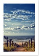 Beaches Art Print 105624494