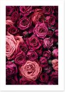 Flowers Art Print 108436891