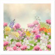 Spring Art Print 108758714