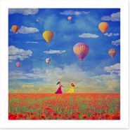 Surrealism Art Print 110522042