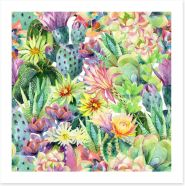 Floral Art Print 111780046