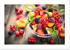 Food Art Print 112642319