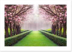 Spring Art Print 113195618