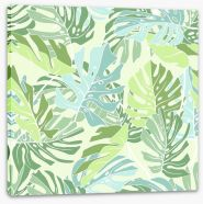 A touch of the tropics Stretched Canvas 113252325