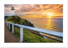 Sunrise at Cape Byron