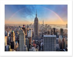 New York Art Print 113869179