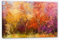 Autumn Stretched Canvas 118861750