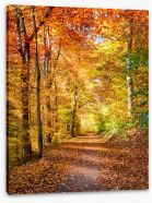 Forests Stretched Canvas 118933646