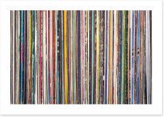 Abstract Art Print 119554118