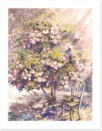 Impressionist Art Print 120792951