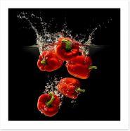 Food Art Print 121215539