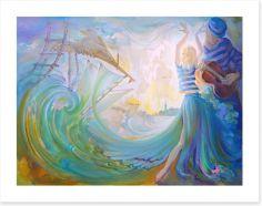 Impressionist Art Print 122807968